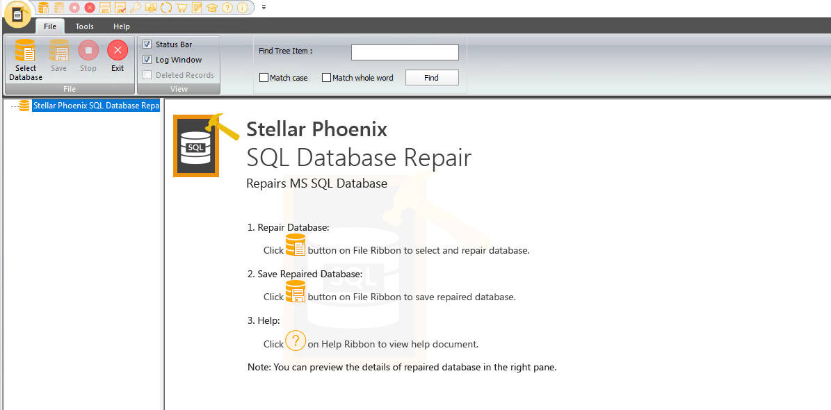 Review: Stellar Phoenix SQL Database Repair tool