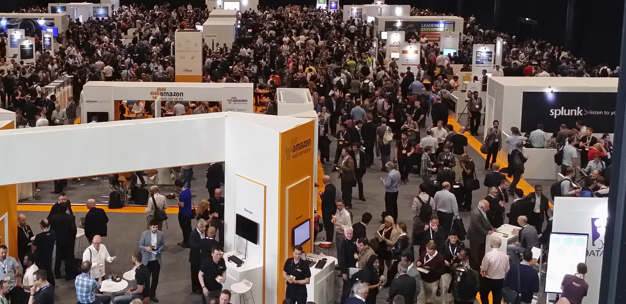 AWS Summit, London 2018